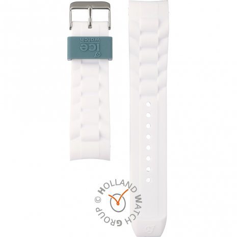 Ice-Watch SI.WJ.B.S.11 ICE White Horlogeband