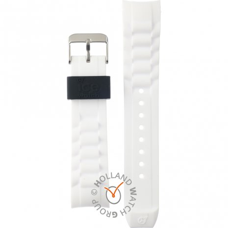 Ice-Watch SI.WK.U.S.11 ICE White Horlogeband
