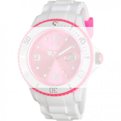Ice-Watch SI.WP.B.S.11 ICE White Horlogeband