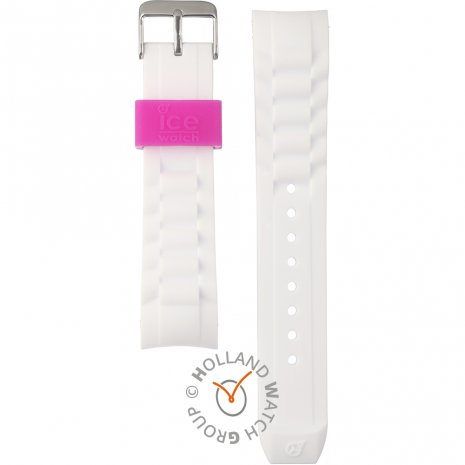 Ice-Watch SI.WV.U.S.11 ICE White Horlogeband