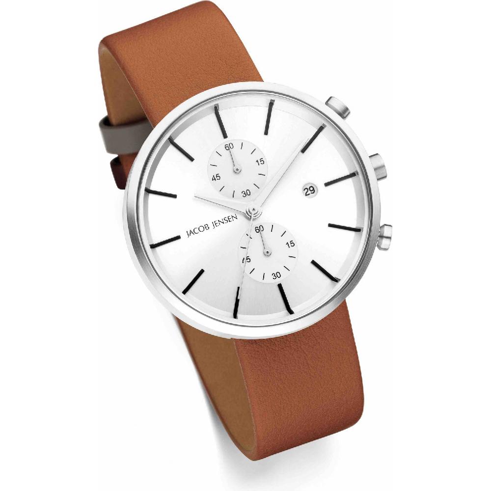 jacob jensen jj622 622 linear horloge ean 8718569106225. Black Bedroom Furniture Sets. Home Design Ideas