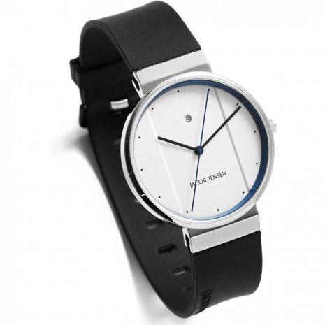 jacob jensen jj750 750 new line horloge ean 8718569107505. Black Bedroom Furniture Sets. Home Design Ideas