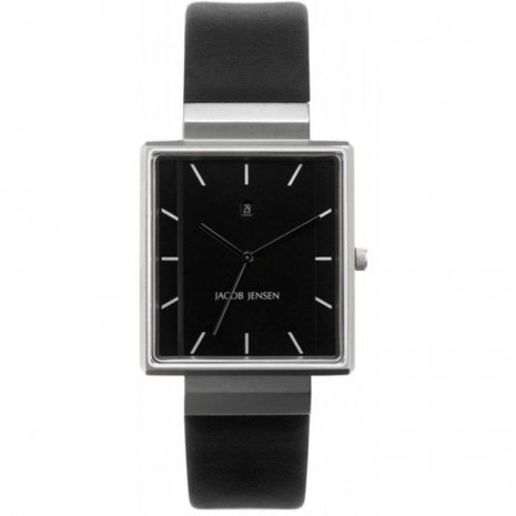 Jacob Jensen 885 Dimension Rectangular horloge