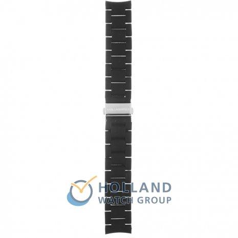 Karl Lagerfeld horlogebandje