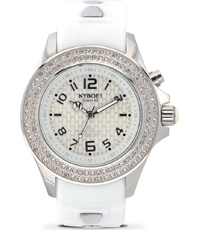 SW-001-40 Radiant Silver 40mm