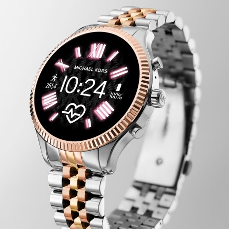 horloge zilver Smart Digital