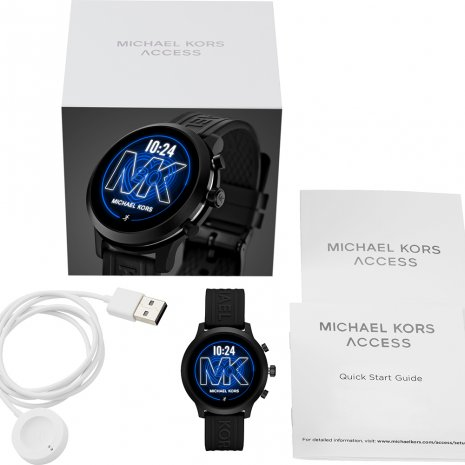 Touchscreen Smartwatch - Gen 4S Herfst / Winter Collectie Michael Kors