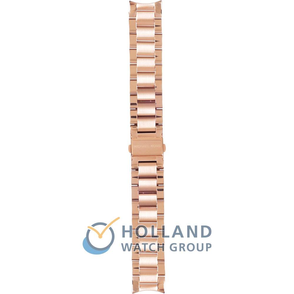 Michael Kors Horlogeband AMK5263 Blair • Officieel merkdealer • Horloge.nl