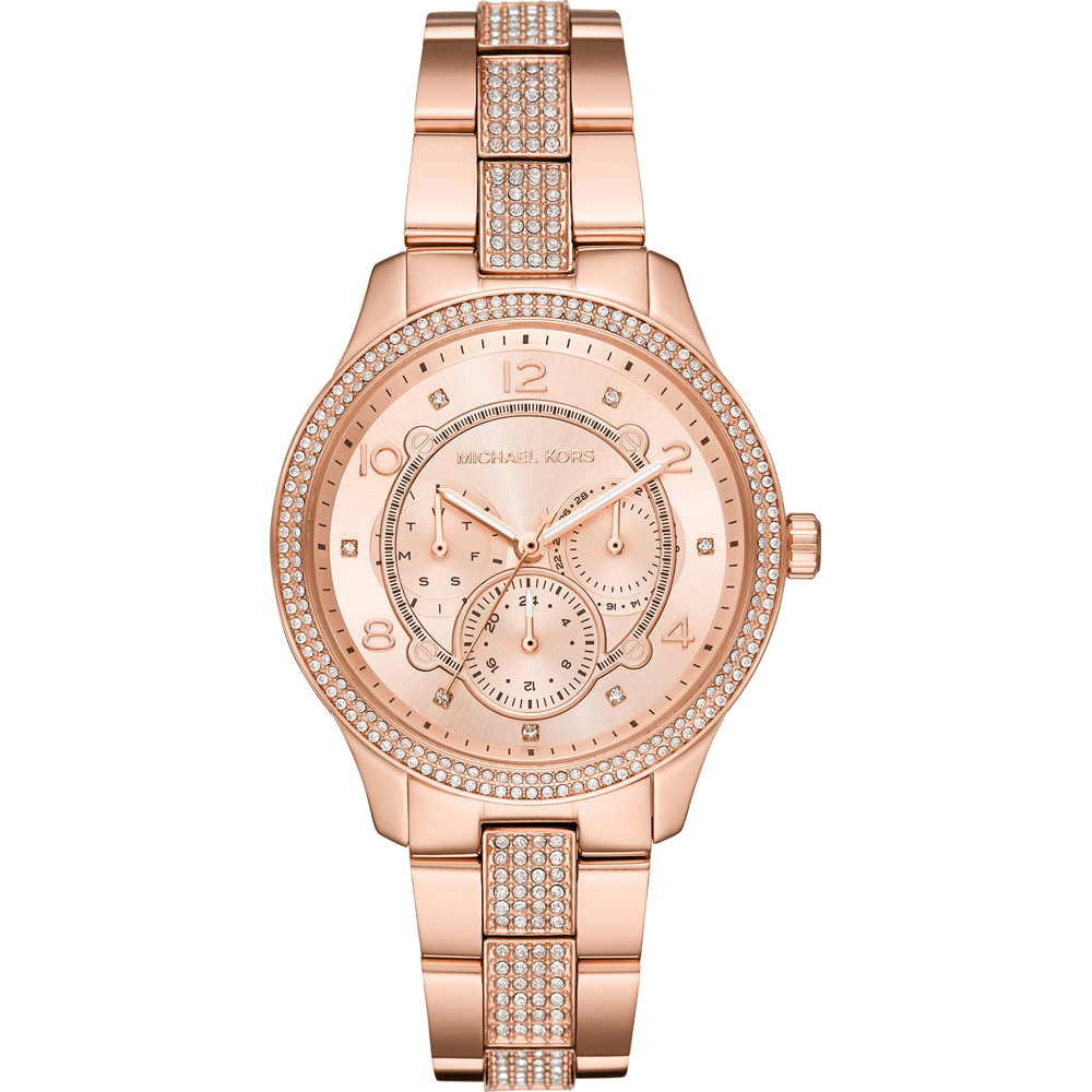 Michael Kors MK6614 Runway horloge • EAN: 4013496086485