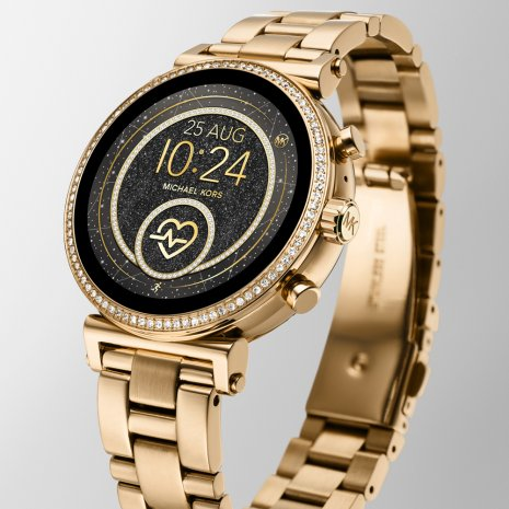 horloge Goud Smart Digital