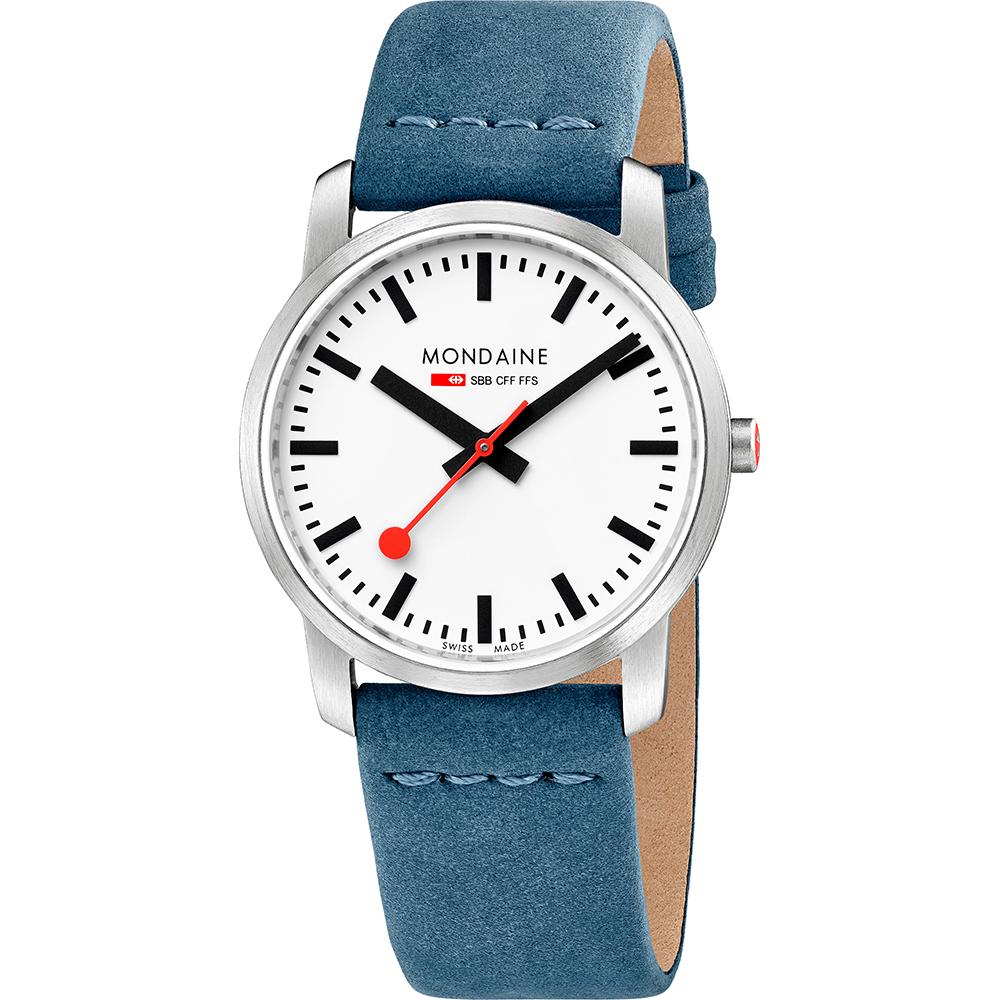 Onwijs Mondaine A400.30351.16SBD Simply Elegant horloge • EAN OH-42