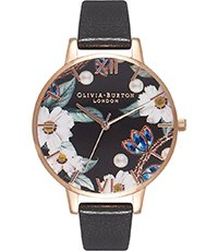 OB16BF04 Bejewelled Florals 38mm