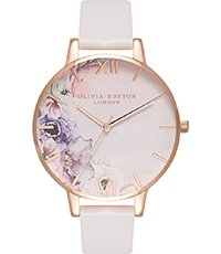 OB16PP31 Watercolour Florals 38mm