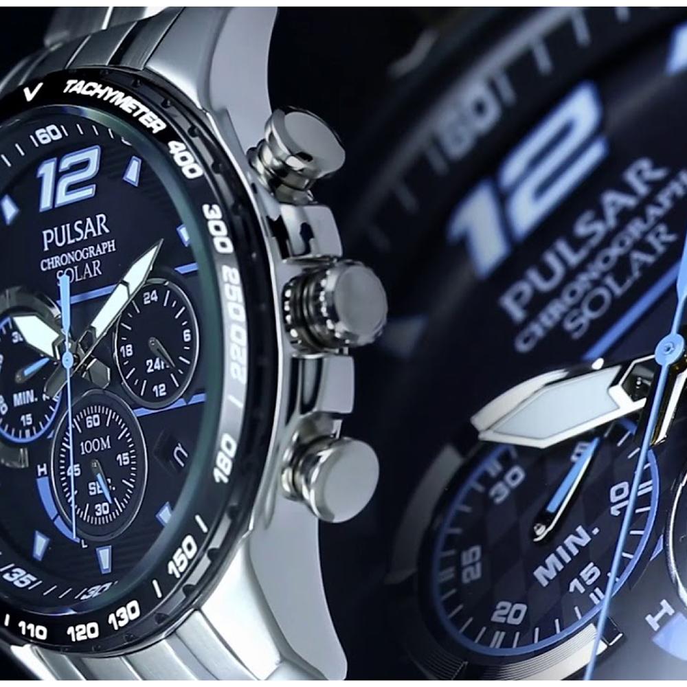 Pulsar PZ5031X1 Accelerator horloge • EAN: 4894138034251