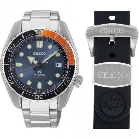 Seiko Prospex Sea - Twilight Blue horloge