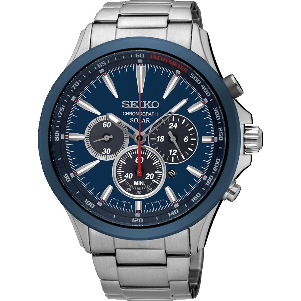Seiko Solar SSC495P1 Solar horloge • EAN: 4954628205476