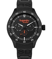 SYG210BB Scuba Multifunction 44mm