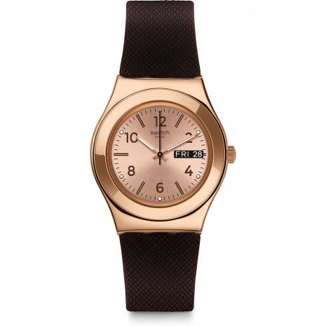 Swatch Brownee horloge