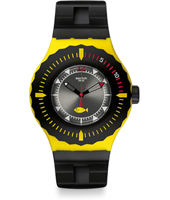 SUUJ100 Bumble Dive 44mm