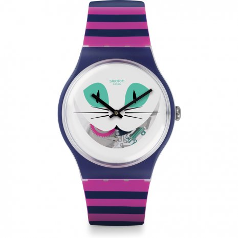 Swatch Cat Me Up horloge