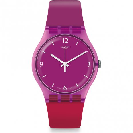 Swatch Cherryberry horloge