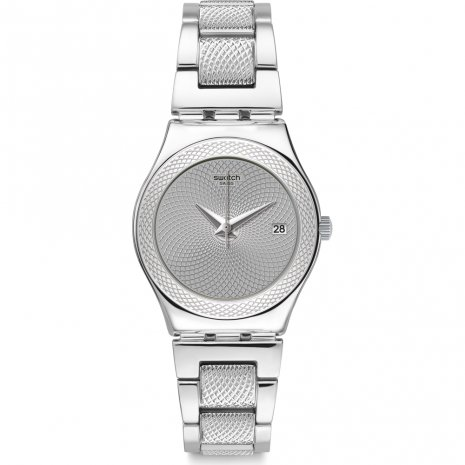 Swatch Classy Silver horloge