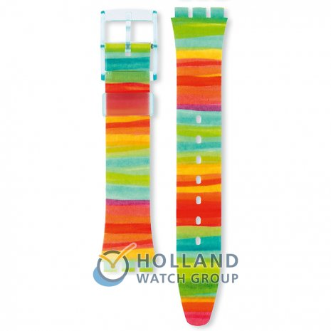 Swatch GS124 Color The Sky Horlogeband