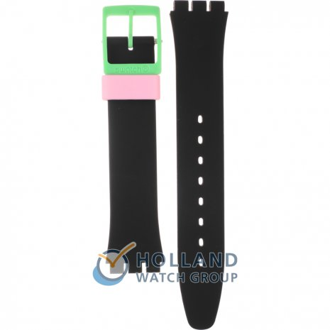 Swatch GA109 Crazy Square Horlogeband