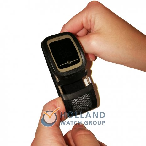 Smartwatch touch zero one Lente/Zomer collectie Swatch
