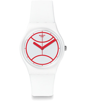 GZ294 Hit The Line 34mm Kunststof Roland Garros 2015 horloge