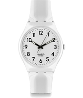 GW151 Just White 33.90mm Standard Size horloge