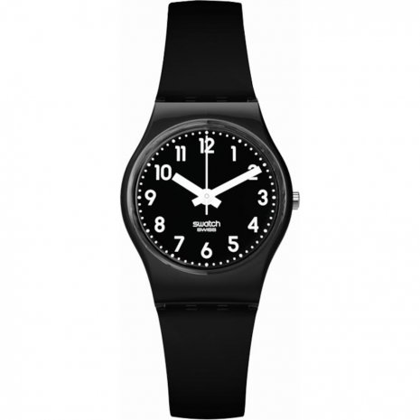 Swatch Lady Black horloge