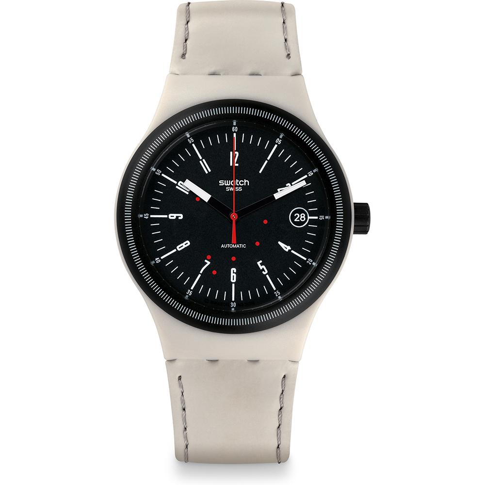 swatch de originals sutm400 sistem cream horloge ean. Black Bedroom Furniture Sets. Home Design Ideas