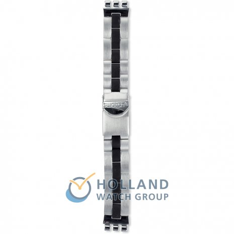 Swatch YCS410GX Windfall New Flip Horlogeband