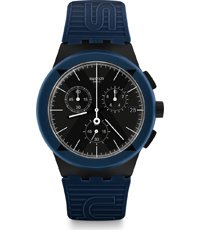SUSB418 X-District Blue 42mm