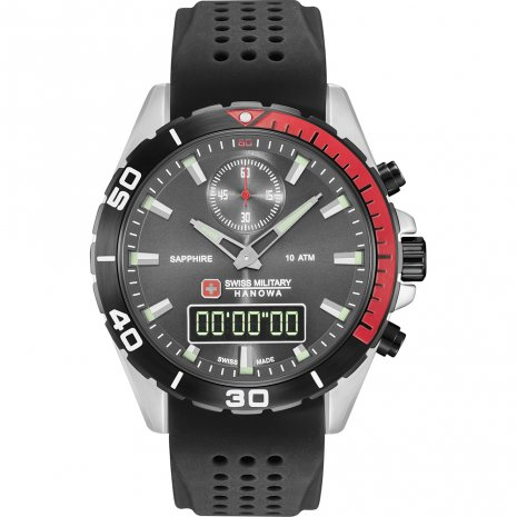 Swiss Military Hanowa Multimission horloge