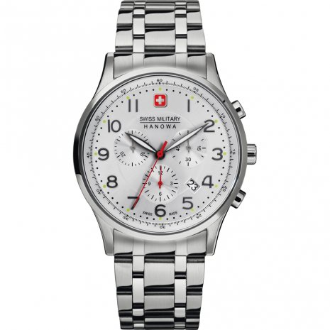Swiss Military Hanowa Patriot horloge