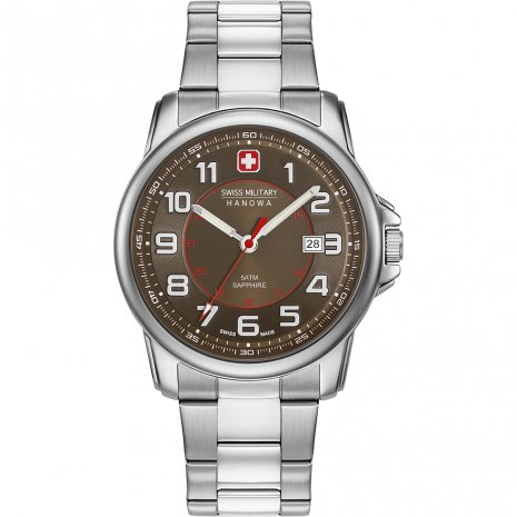Swiss Military Hanowa Swiss Grenadier horloge