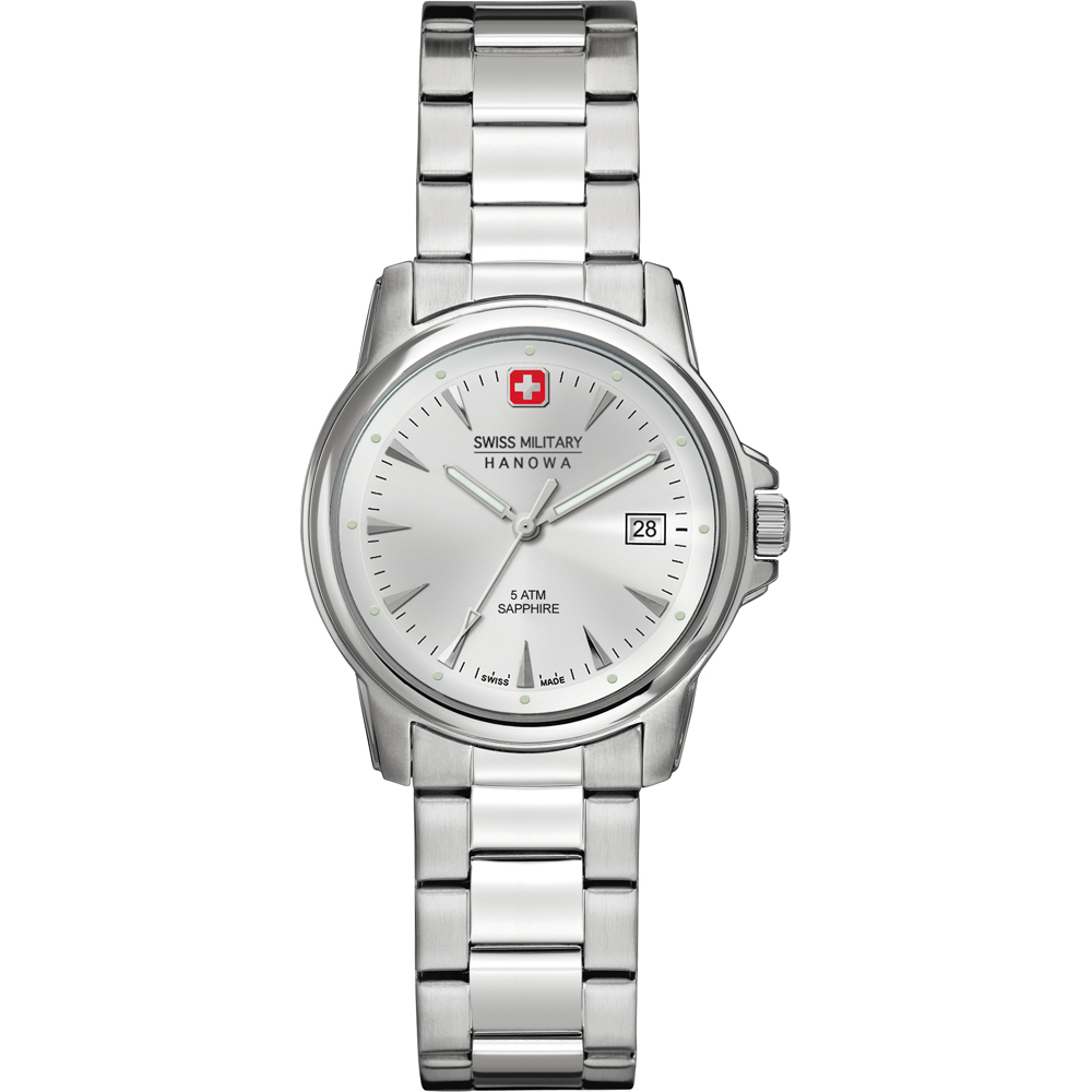 Swiss Military Hanowa 06 7230.04.001 Swiss Recruit horloge