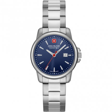 Swiss Military Hanowa Swiss recruit Lady II horloge