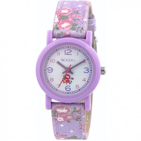 Tikkers kids Flower Girl horloge
