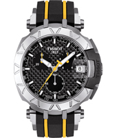 T0924171720100 TF16 Tour De France 45.25mm Speciale uitgave chronograaf