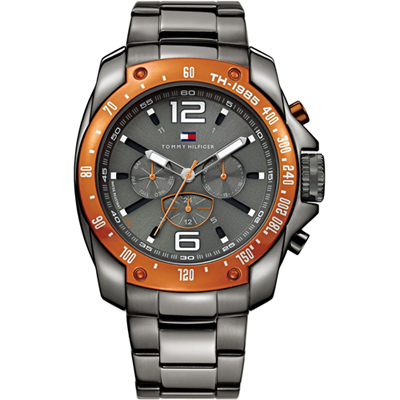 Tommy hilfiger 1790869 horloge grand prix for Prix horloge