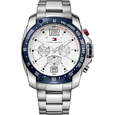 Tommy hilfiger 1790871 horloge grand prix for Prix horloge