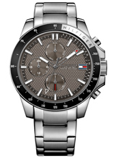 TH1791165 Jace 46mm Sportief dameshorloge met dag en datum