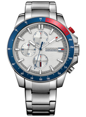 TH1791166 Jace 46mm Sportief dameshorloge met dag en datum