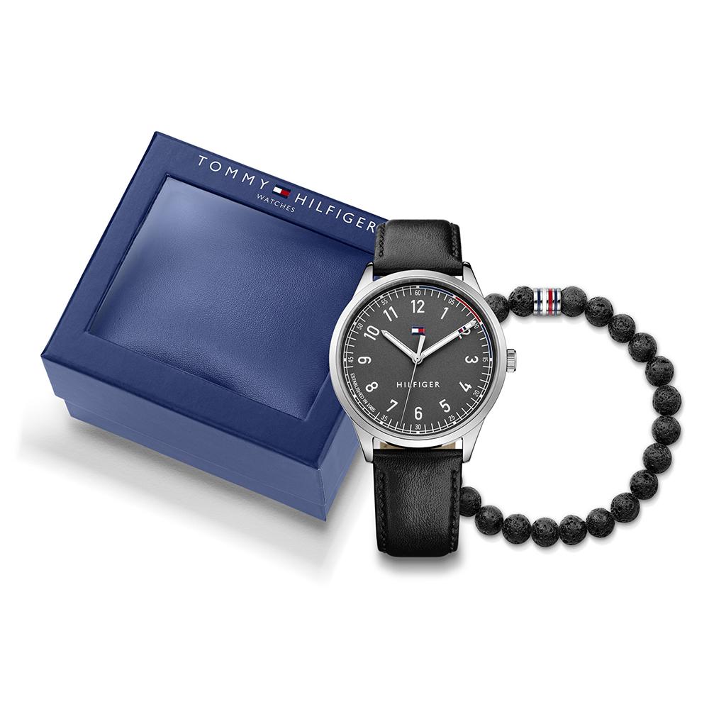 tommy hilfiger 2770019 table horloge ean 7613272260145. Black Bedroom Furniture Sets. Home Design Ideas