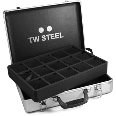 TW Steel Aluminum Display Case Horlogeboxen